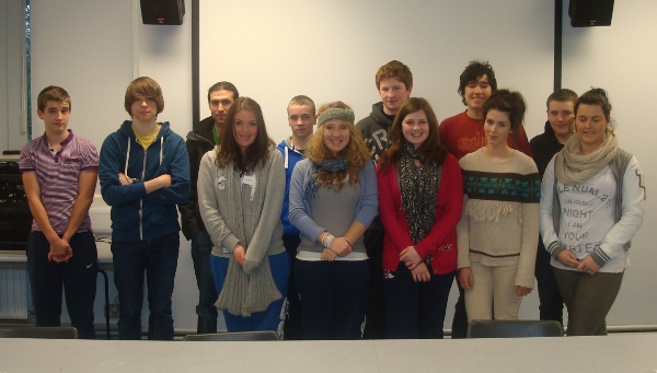 The TY2012 students at BEES