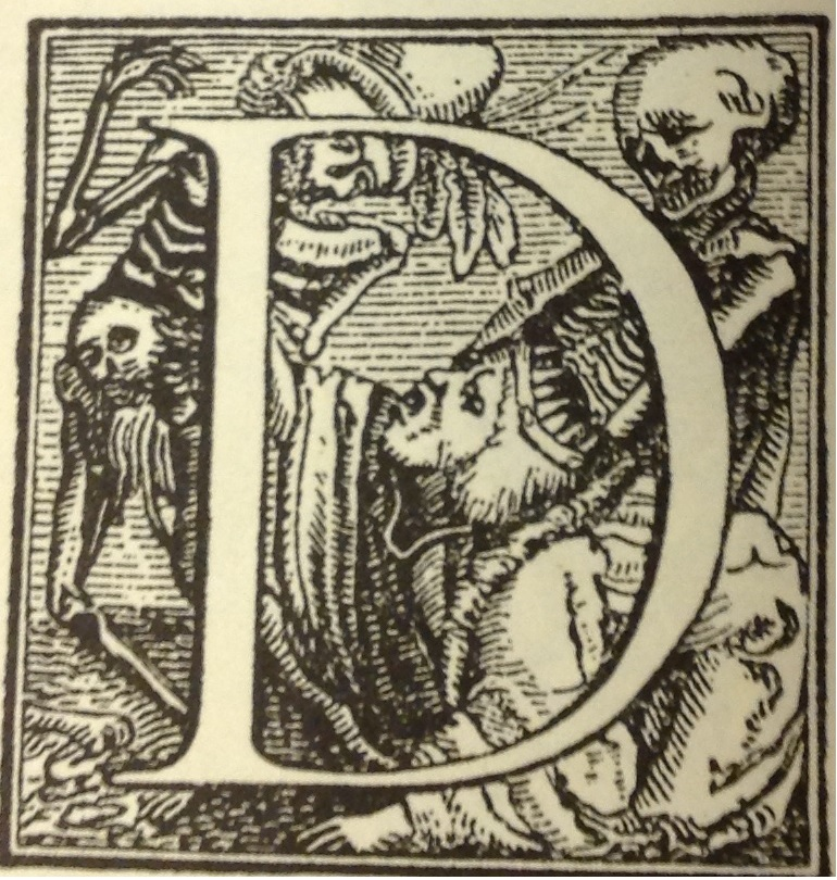 It's Time for Hallowe'en and The Dance of Death - The River-sideThe