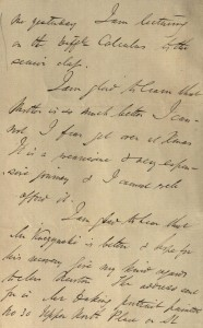 Boole cannot afford to travel home to Lincoln for Christmas 1850.