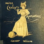 Cover of Miss Cayley's Adventures