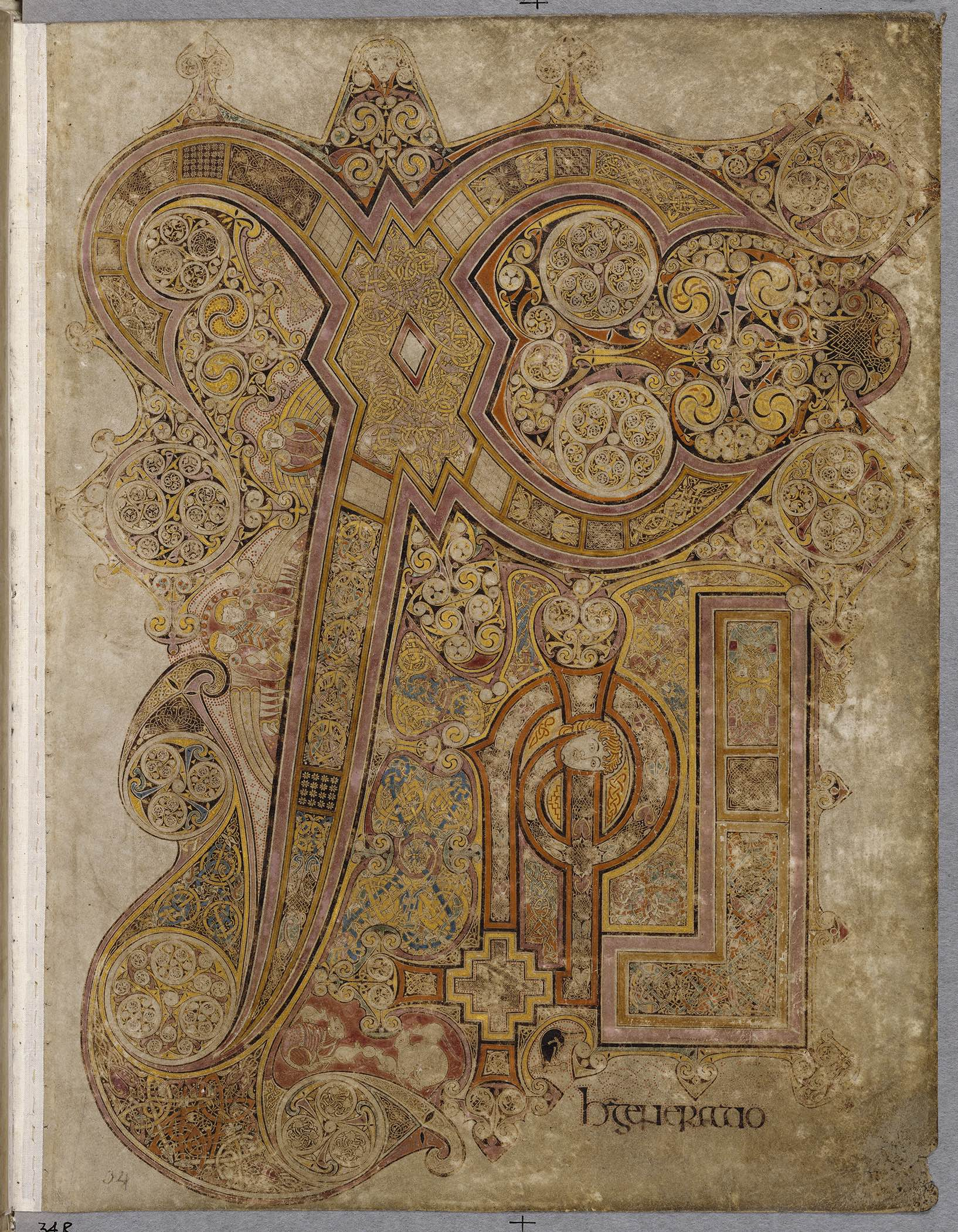 The Book Of Kells The River Sidethe River Side